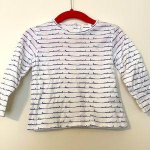 Carrement Beau tee shirt 12-18m